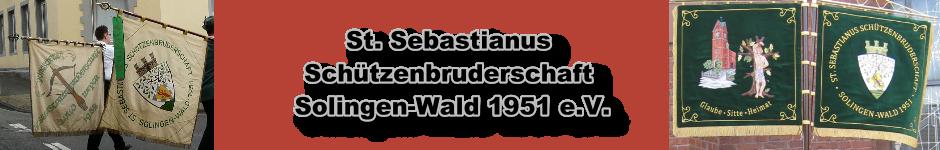 St. Sebastianus Schützenbruderschaft Solingen - Wald 1951 e.V
